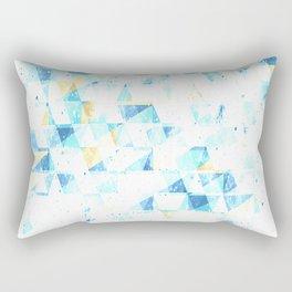 COLD 90'S TONES PATTERN Rectangular Pillow