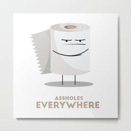 *** Everywhere Metal Print