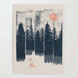 A Fox in the Wild... Poster
