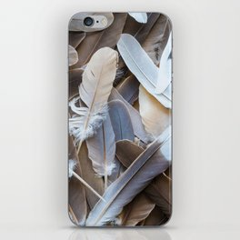 Feather Collection iPhone Skin