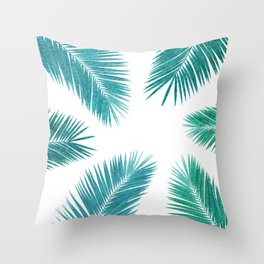Tropical Vibes. Throw Pillow