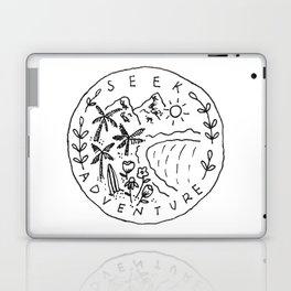 Seek Adventure Laptop & iPad Skin