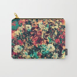 RPE FLORAL V Carry-All Pouch