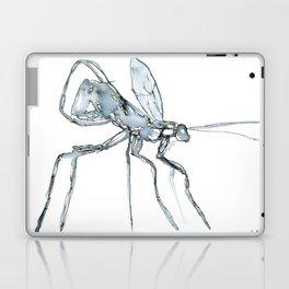 Mosquito, Watercolor Laptop & iPad Skin