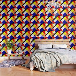Mondrian #18 Wallpaper
