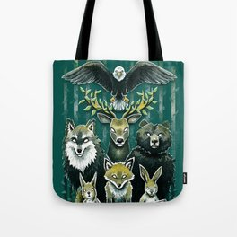 FoRest In Peace Tote Bag