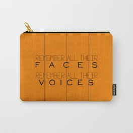 Remember - Orange is the New Black Carry-All Pouch