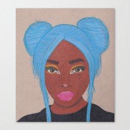 Black Girl Magic Canvas Print
