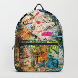 Artistic OI  - Albert Einstein II Backpack