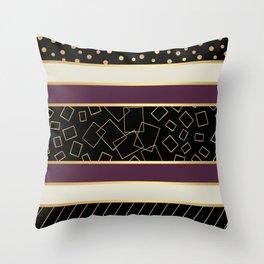 Paris Champs Elysees Throw Pillow