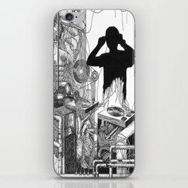 Music Machine iPhone Skin