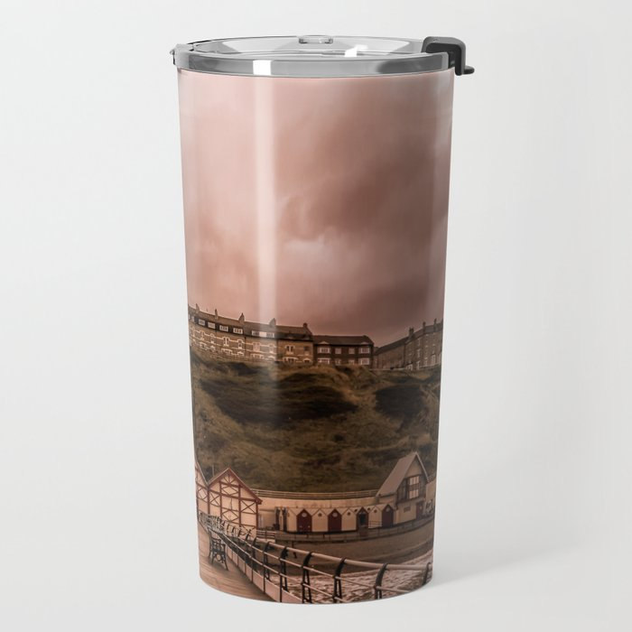 View from the Pier Travel Mug