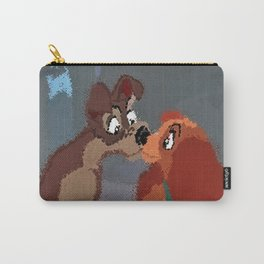 Love and spaghetti Carry-All Pouch