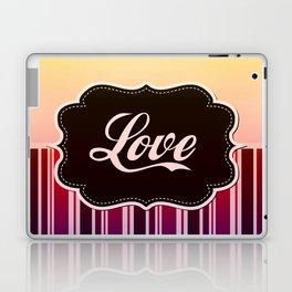 Classy Love Laptop & iPad Skin