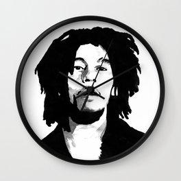 Mr. Marley Wall Clock