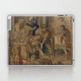 The Death of Achilles Laptop & iPad Skin