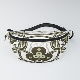 Playing Cards - Club Fanny Pack