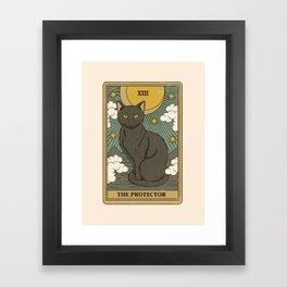 The Protector Framed Art Print