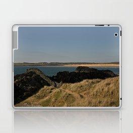 Towards Malltraeth Beach Laptop & iPad Skin