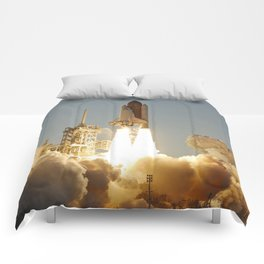 Space Shuttle Atlantis Comforters