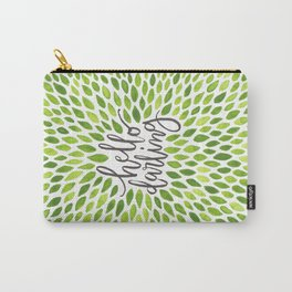 Hello Darling Carry-All Pouch