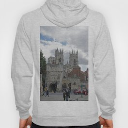 York Minster and Bootham Bar Hoody