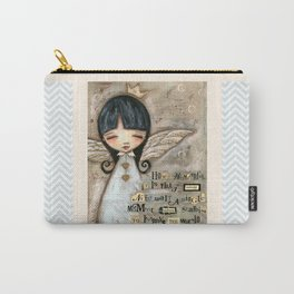 No Need To Wait - by Diane Duda Carry-All Pouch