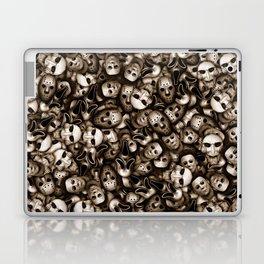 Villains masks Laptop & iPad Skin