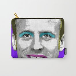 Marilyn Macron - Purple Carry-All Pouch