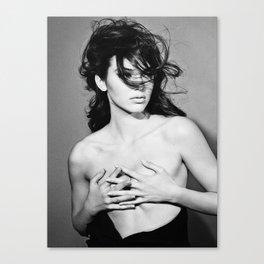Kendall Jenner - 2014  Canvas Print