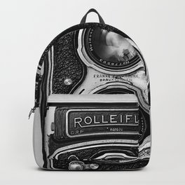 Rolliflex Camera Backpack