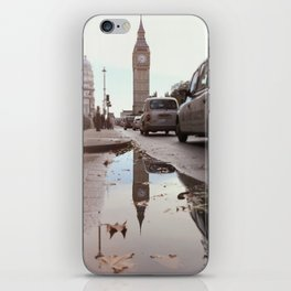 London Big Ben iPhone Skin
