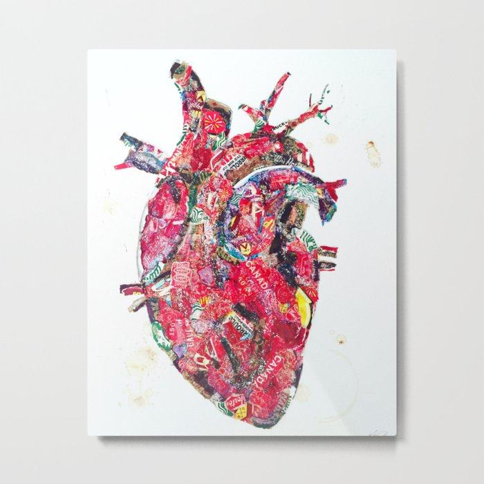 Heartworx Metal Print