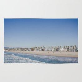 California Dreamin - Venice Beach Rug