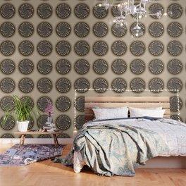 Coffee Lovers Mandala Wallpaper