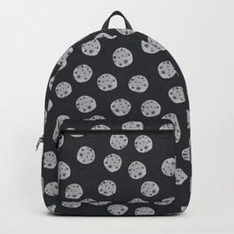 Moon Pattern Backpack