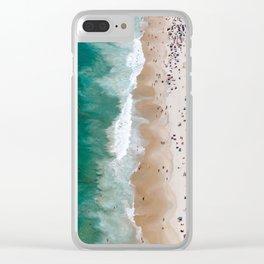 Copacabana Clear iPhone Case