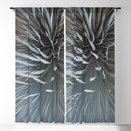 Growing grays Blackout Curtain