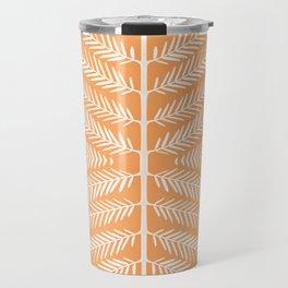 SOFT ORANGE Travel Mug