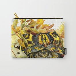 Eastern Box Turtle Carry-All Pouch