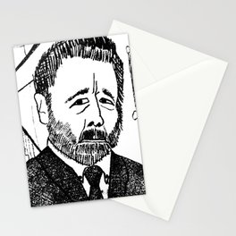 Guilt of Conscience Stationery Cards