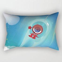 The Eyez - Astronaut Rectangular Pillow