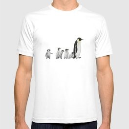 Little penguin says NO I am not going with you T-shirt