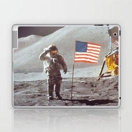American Moon Landing Laptop & iPad Skin