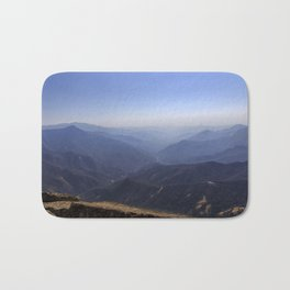 Sequoia National Park, California Bath Mat