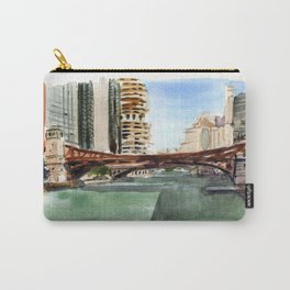 River Walk - Chicago Carry-All Pouch