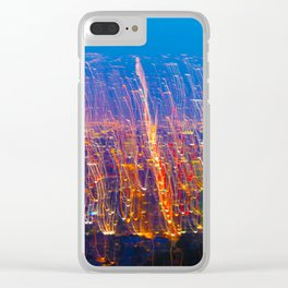 City of Angels Clear iPhone Case