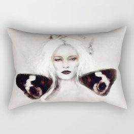 ButterflyGirl Rectangular Pillow