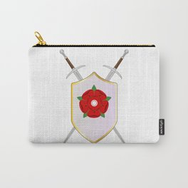 Lancastrian Shield Carry-All Pouch