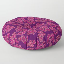 Bolted Floor Pillow